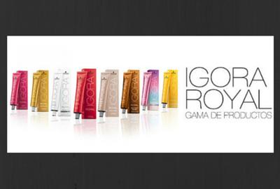 Igora Royal Color Gascueña Peluqueros